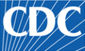CDC text logo