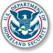 US Department of Homeland Security insignia